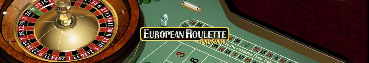 Европейска Рулетка ГОЛД